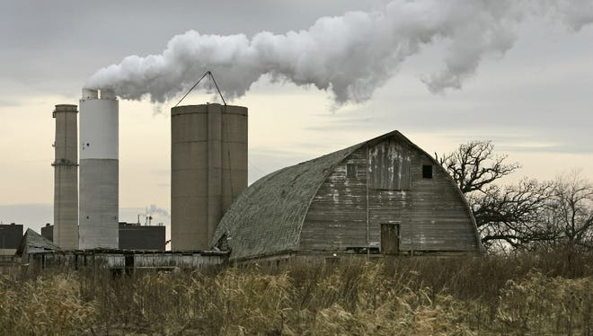 The Pleasant Prairie Power Plant in Kenosha County will be idled for half the year.