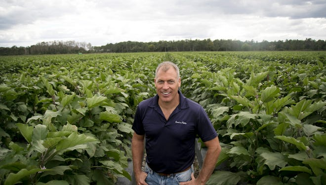 Alfie Oakes got back into farming a few years ago and now has the fastest growing agribusiness in the state of Florida.