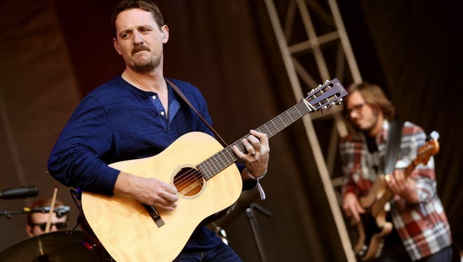 Sturgill Simpson will perform at the Wharf Amphitheater on Saturday.