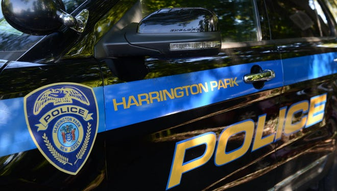 Harrington Park Police Vehicle