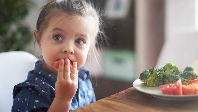 If your child tasted broccoli once and didn't like it, keep trying — and prepare it differently next time.