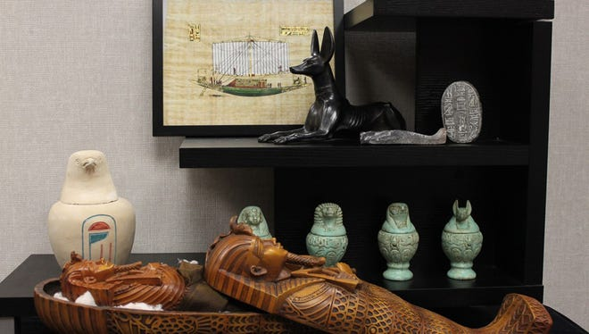 """Egypt ~ Gift of the Nile"" opens Friday in Fort Collins."
