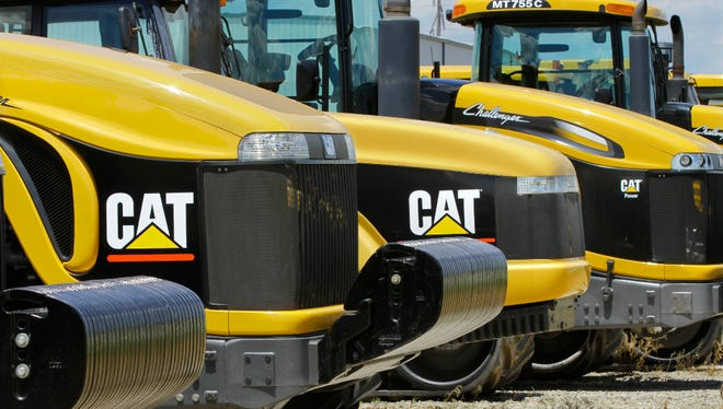 Caterpillar Inc. is selling its manufacturing buildings in South Milwaukee