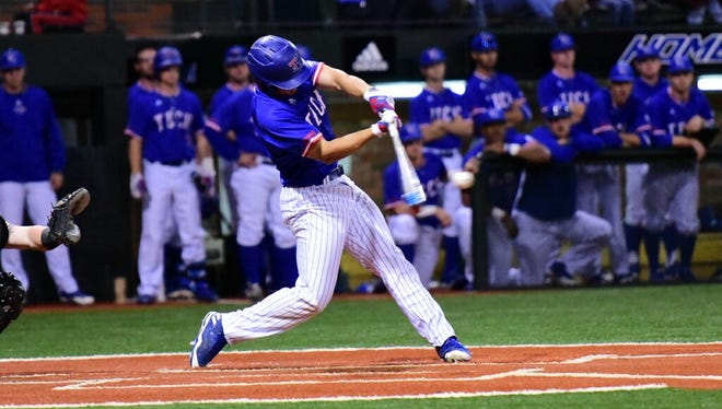 Louisiana Tech head baseball coach Lane Burroughs anticipates junior catcher Brent Diaz to be the first Bulldog selected in the MLB 2017 First-Year Amateur Draft Monday..
