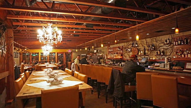 Wolf Peach, 1818 N. Hubbard St., will be the setting for a five-course dinner with wines from Giornata in Pasa Robles, Calif., and one of the winery's founders.