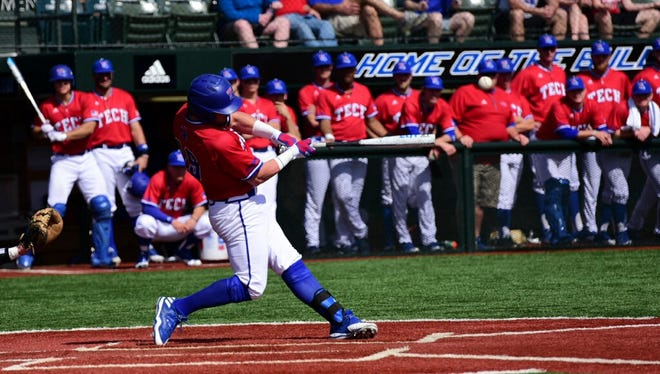 Louisiana Tech outfielder Marshall Boggs has recorded 13 RBIs in the his last three games.