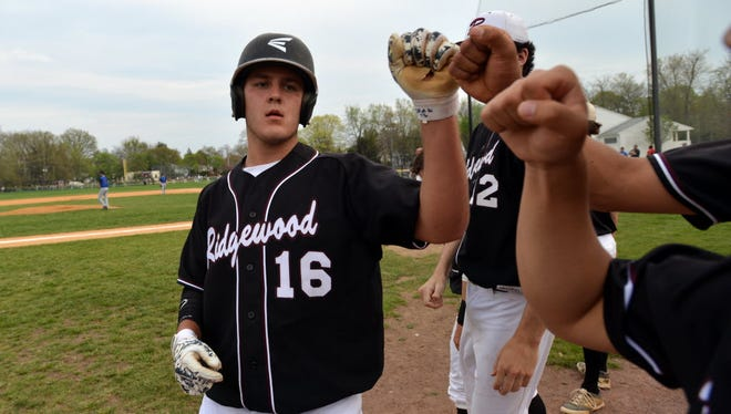 Alex Shakibai was a second-team all-division selection for Ridgewood last year.
