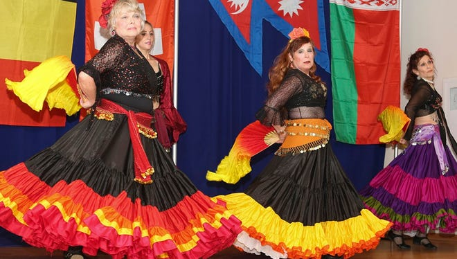 Pellissippi State Community College's popular Festival of Cultures celebrates its 10th anniversary this year, and the community is invited.