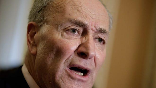 Senator schumer sports betting erika bettinger bluff