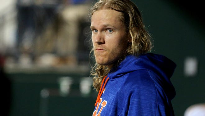 Noah Syndergaard was once a Blue Jays prospect.