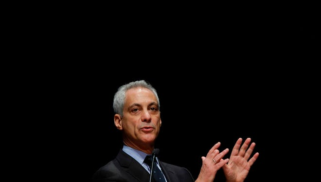 Chicago Mayor Rahm Emanuel assured parents on Friday that the school year will not end early, despite a judge dismissing a lawsuit filed by the city's school system over Illinois public school funding formula.