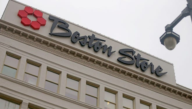 Shares of Bon-Ton Stores Inc., the parent company of Boston Store and Younkers, closed at 49 cents, a 52-week low.