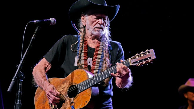 Willie Nelson headlines the Outlaw Music Festival July 9.