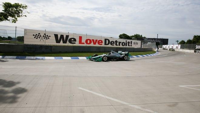 Detroit Grand Prix loves its fans.