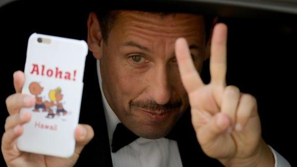 Adam Sandler's Oscar-worthy performance (!) is the talk of Cannes.