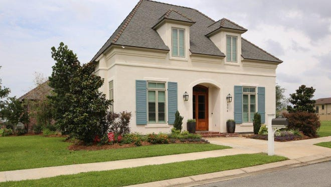 This 4 bedroom, 4 1/2 bath home is located at 206 Meridian Avenue in River Ranch. It is listed at $950,000