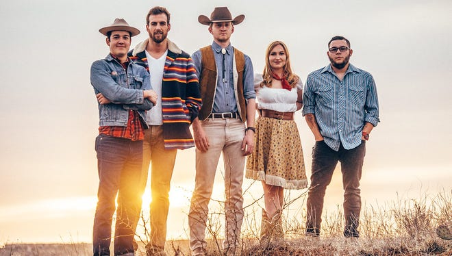 Lubbock's Flatland Cavalry will perform at the State Line Bar-B-Q restaurant's Free Live Music Series on June 14.