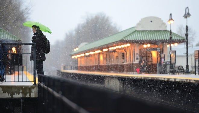 Ridgewood rail station