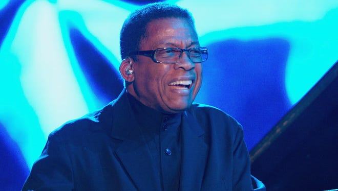 Herbie Hancock performs Oct. 20 at the Pabst Theater.