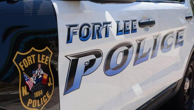 Fort Lee police car