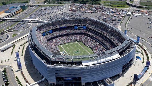 Metlife Stadium Beats The World To Win Venue Of The Year Award