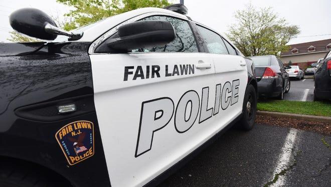 Fair Lawn Police Car