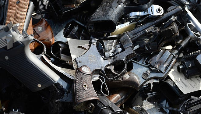 Firearms from out-of-state were found to play a key role in violent crimes in New Jersey.