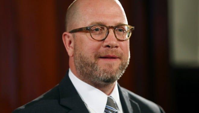 State Attorney General Chris Porrino