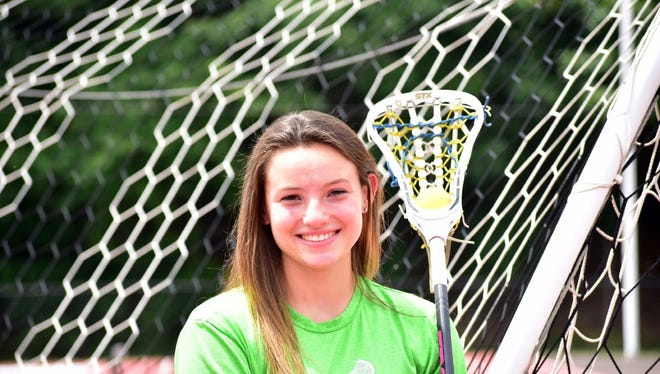 Elisabeth Ralph of Pascack Valley is one of 50 high school seniors to watch.