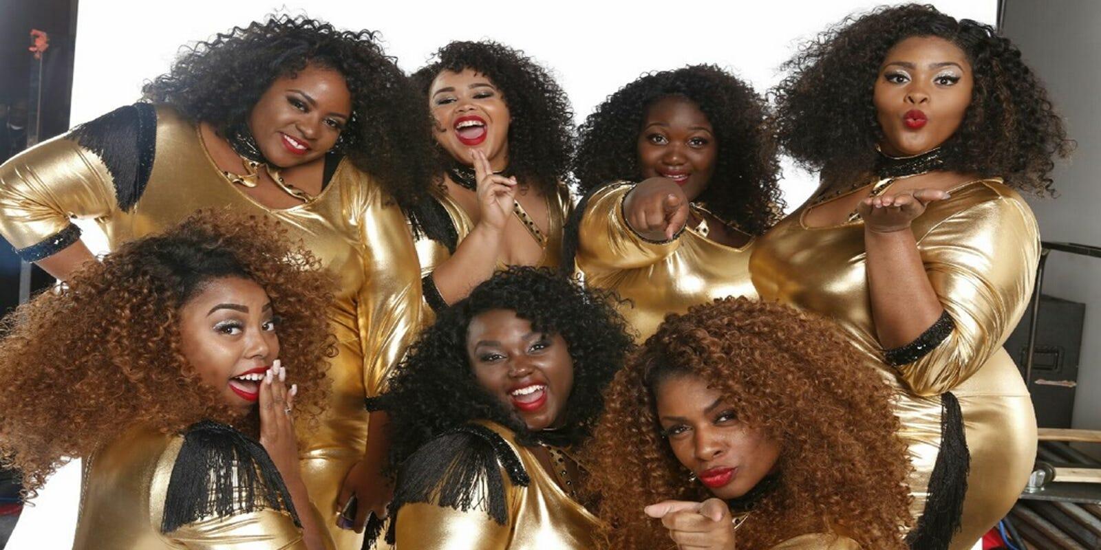 b6a875c590cd3 Video: ASU's Honey Beez on 'America's Got Talent'