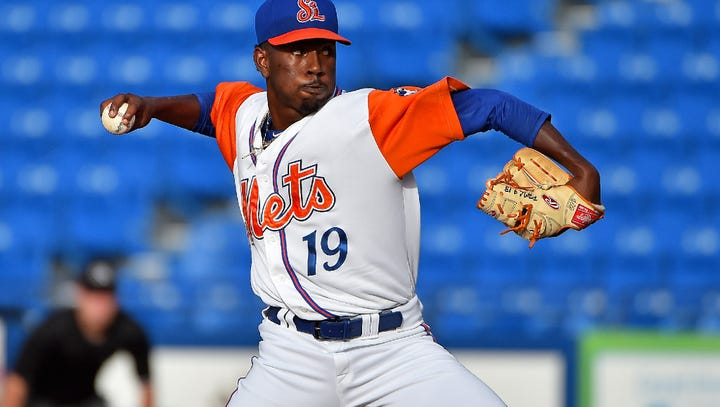 Justin Dunn, Mets' 2016 first-rounder, enjoys strong 2018 campaign
