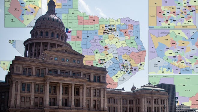 Federal judges have invalidated two of Texas' 36 congressional districts