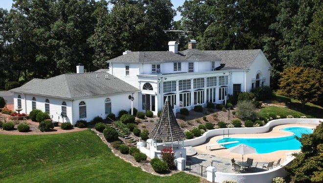 1595 Duke Road in Waynesboro, which is for sale for $1.2 million.
