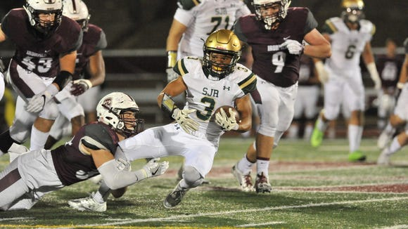 Don Bosco beat St. Joseph last season in Ramsey. The two teams are scheduled to play again on Oct. 7.