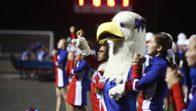T.C. Roberson faced off against West Henderson on Friday night at West Henderson.  West Henderson took the win in overtime with a final score of 28-25.-Colby Rabon (colbyrabon@gmail.com) September 22, 2017