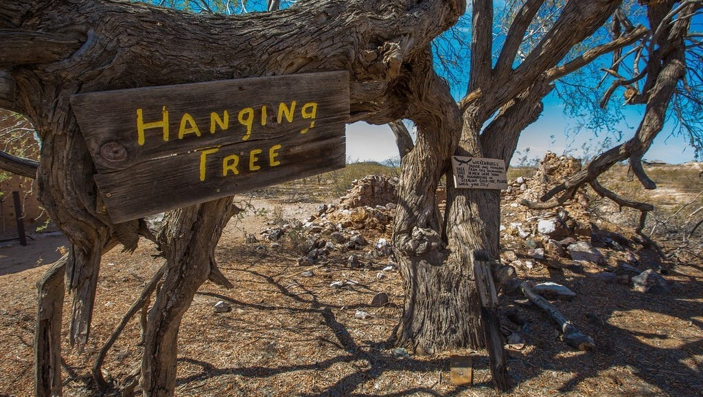 Most Haunted Places In Arizona