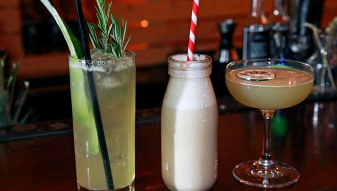 All manner of cocktails will be mixed during the annual Milwaukee Cocktail Week, at venues around the city from Sept. 25 to Oct. 1.