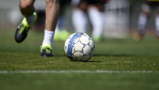 Nutley's boys soccer team hasn't been discouraged despite a 2-6 start.