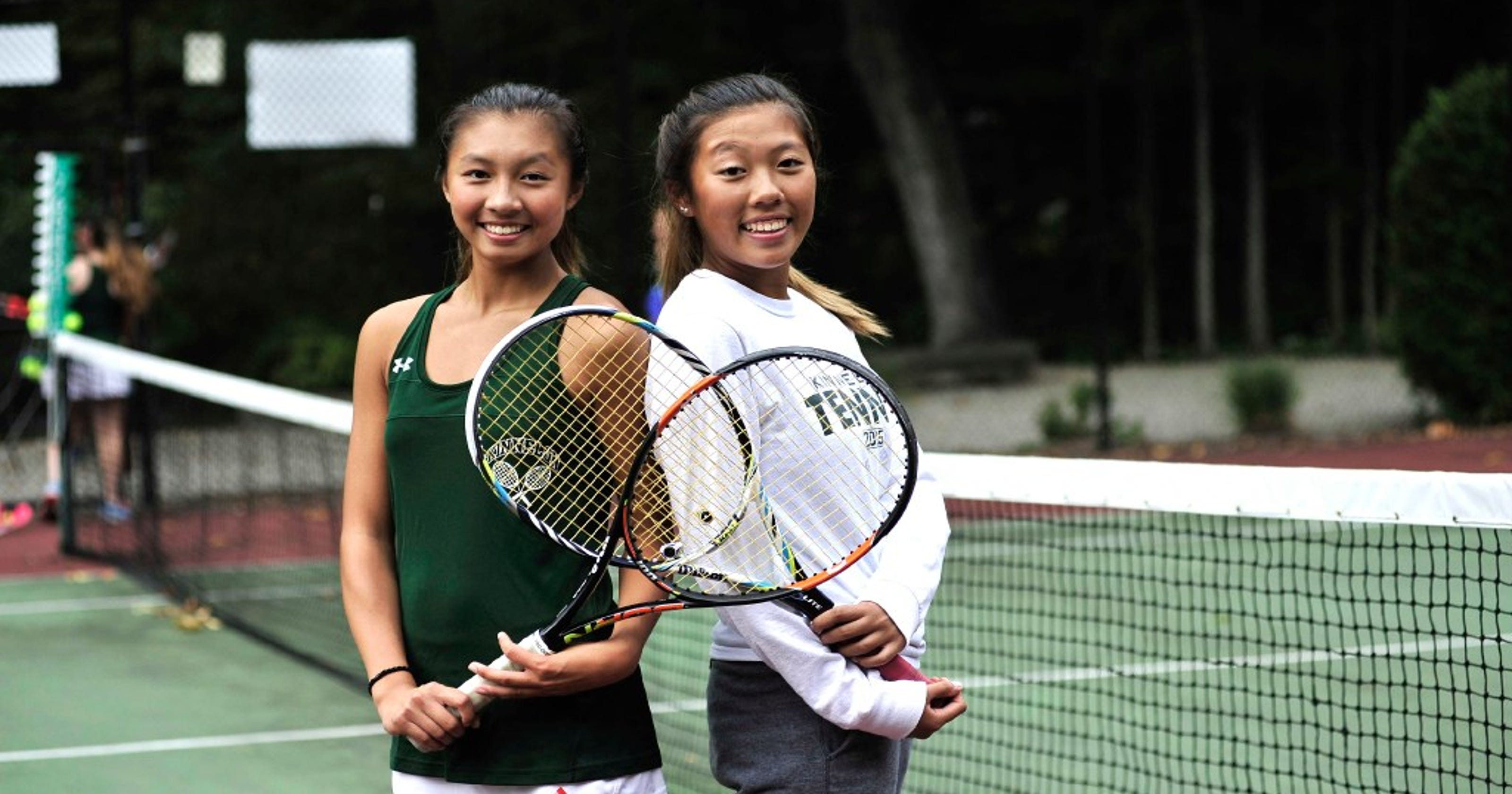 new concept f5285 35b10 Tennis  Kinnelon edges Cresskill to advance to sectional final