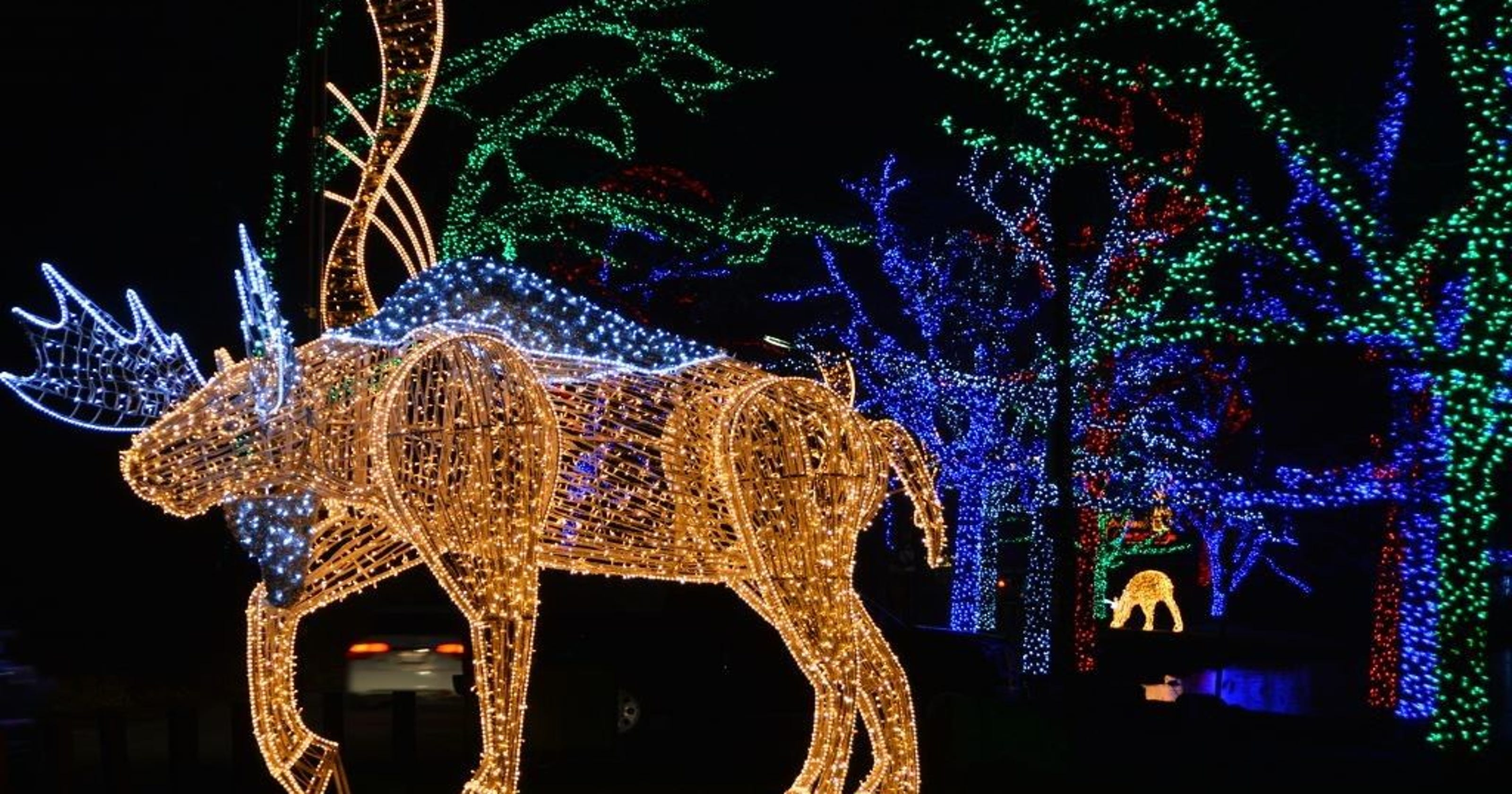 Christmas events, attractions abound in N.Y., Pa.