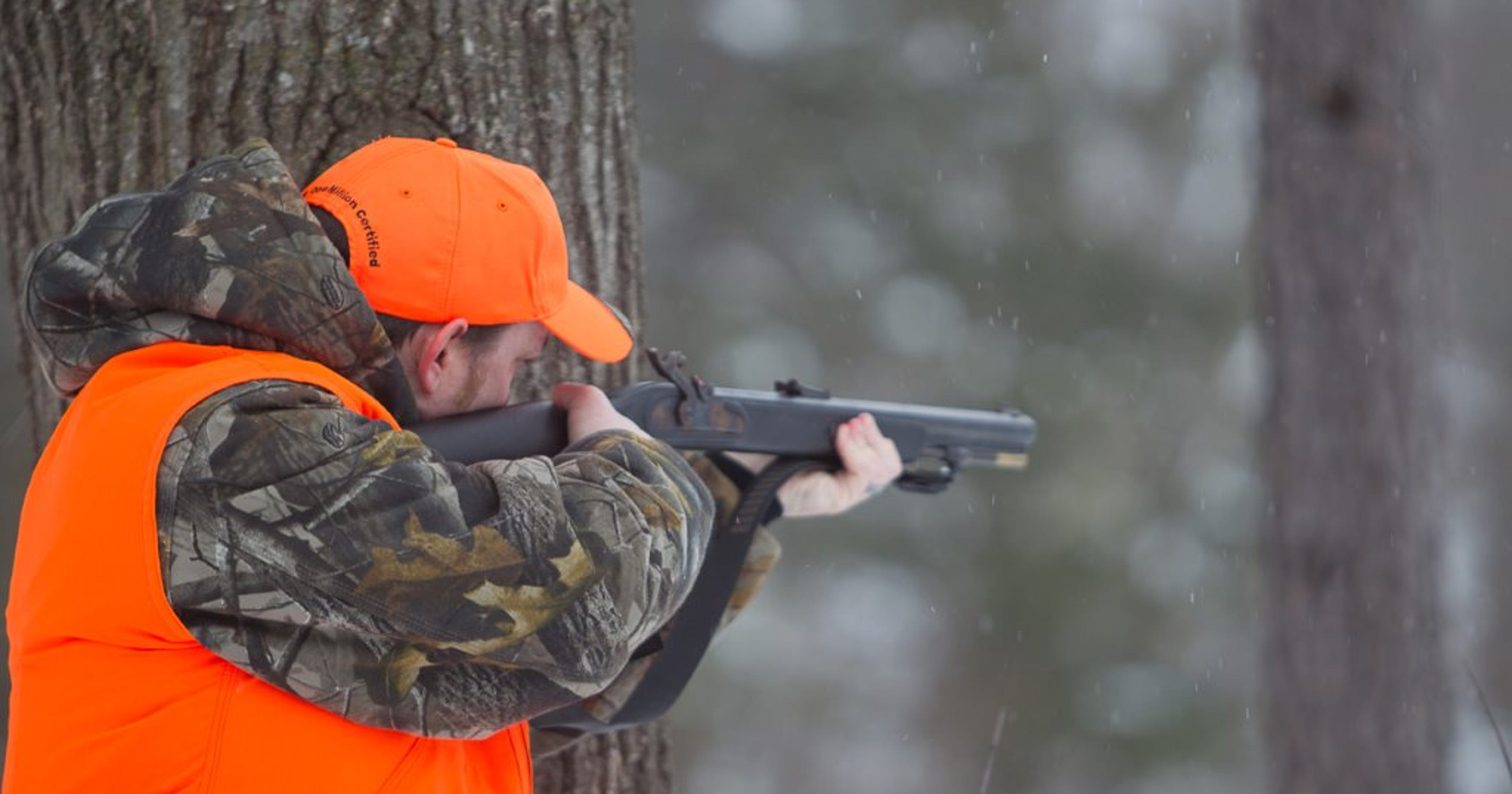 Hunters can feed hungry, win muzzleloader by donating deer