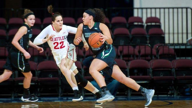 Roncalli alum Alex Cliff has learned how to juggle playing two sports at the NCAA Division I level along with academics.