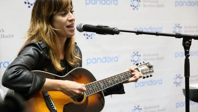 Nicole Atkins will perform on Jan. 27 at the First Congregational Church, 40 S. Fullerton Ave. for Outpost in the Burbs starting at 8 p.m. in Montclair.