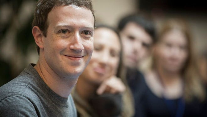 """""""What we have come to realize is that giving people a voice is good and it helps get more opinions out there,"""" Facebook CEO Mark Zuckerberg told USA TODAY in June. """"On top of that, we also need to help people build community and get exposed to new people and new perspectives."""""""
