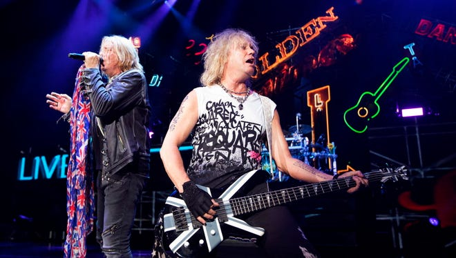 Def Leppard co-headlines Summerfest's American Family Insurance Amphitheater with Journey July 4.