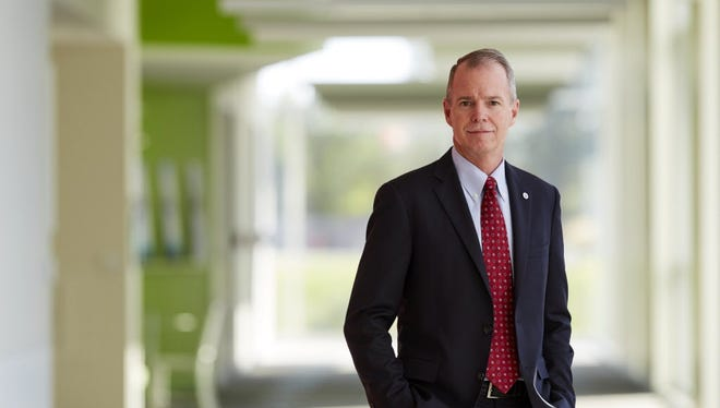 George R. Oliver is chairman and CEO of Johnson Controls.