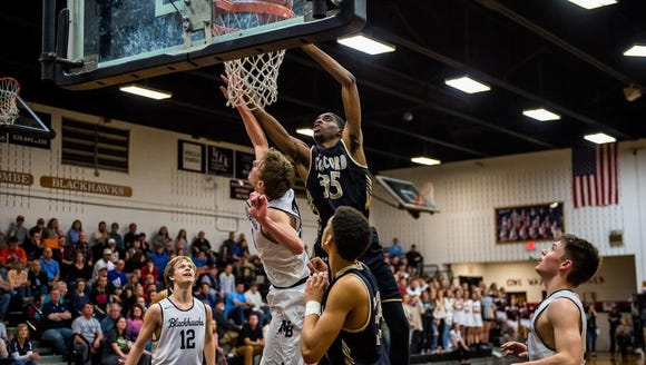 Concord knocks North Buncombe High School out of the