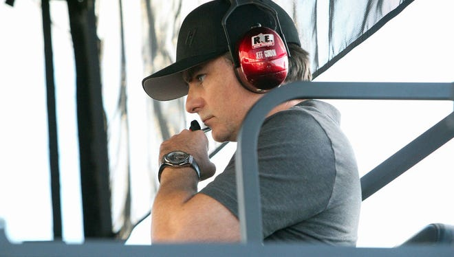 Jeff Gordon, pictured in 2017, has been nominated to the NASCAR Hall of Fame in his first year of eligibility.