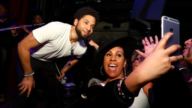 """After co-writing songs for """"Empire"""" Jussie Smollett, who plays Jamal Lyon on the series, showed wider range with this year's """"Sum of My Music."""" His debut LP amalgamates R&B from the early 1970s to the present with skill that Childish Gambino might appreciate.10:10 p.m. Saturday, Miller Lite Mainstage, PrideFest. $13 to $250."""