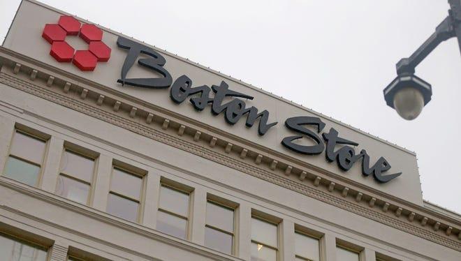 Bankrupt retailer Bon-Ton Stores Inc., the parent company of Boston Store, went to auction Monday.